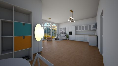 Large room - Modern - by Twerka