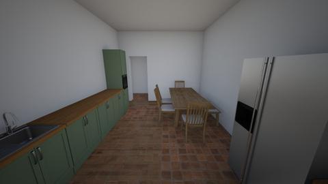epol - Kitchen - by VVivi