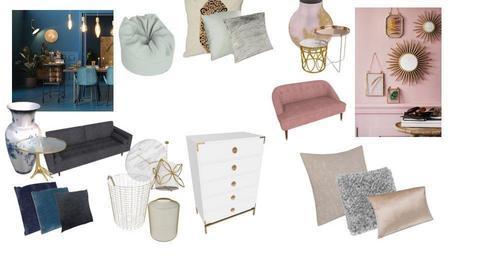 Luxe livingroom  - by emilie ram