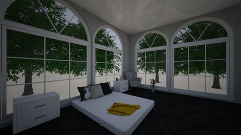 bedroom - Minimal - Bedroom - by kristinekh26