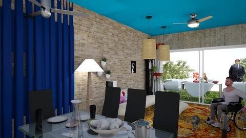 Sabiha Living Room - Modern - Living room - by shadiksobhan