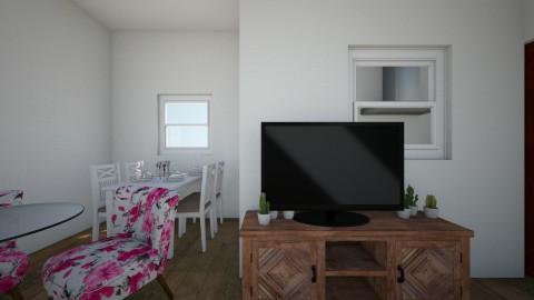 heart house - Modern - Living room - by Albnisa