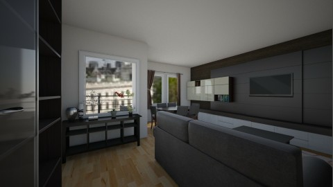 apartment128 - by Aga Dusza