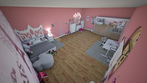 family home 102 FUNSY - Modern - Kids room - by Stavroula Chatzina