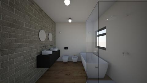 habitacion principal  - by wuayman