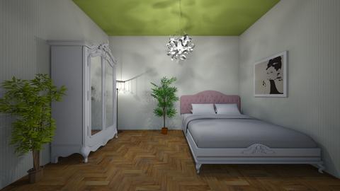 Bars - Feminine - Bedroom - by Twerka