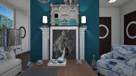 Afternoon tea - Modern - Living room - by The quiet designer