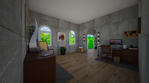Office room 2 - Office - by DanielFelipe22