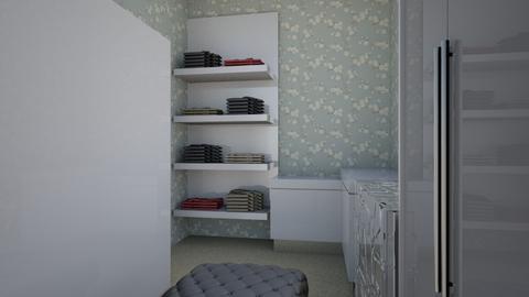 glam room design  - Glamour - Bedroom - by ariannagiribaldi