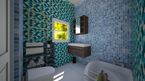 chambre 2 bathroom - Bathroom - by ambenevol