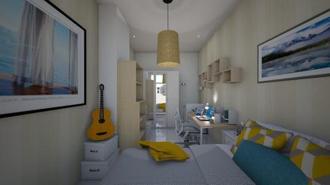 Brothers bedroom 5 - Classic - Bedroom - by Vivianhsuan