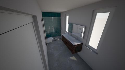 Master en suite 1 - Bathroom - by BigMaz