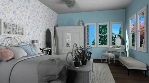bedroom - Kids room - by Rose Marie