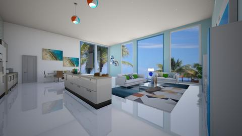 Beach Home - Modern - by fashiondesigner7