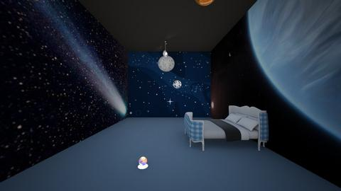 galaxy - by lisakamilla
