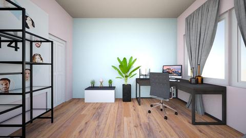 bedroom desk - Bedroom - by kdockbro