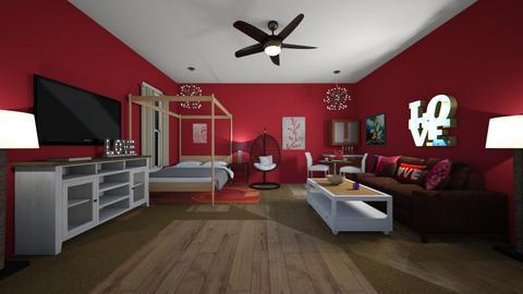 lovers room - by husky2