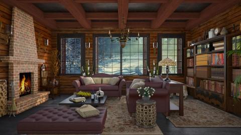 epic design - Living room - by James Ward_288