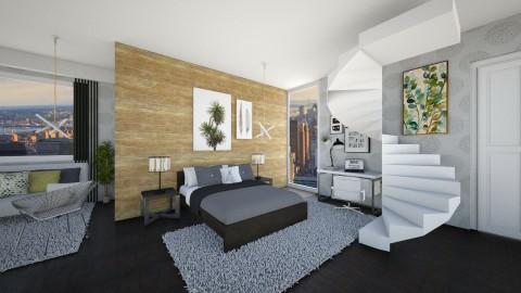 Natural - Bedroom - by Tinkagolianova