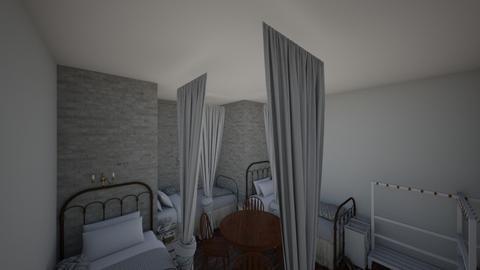 maid suite - Bedroom - by smurfzilla