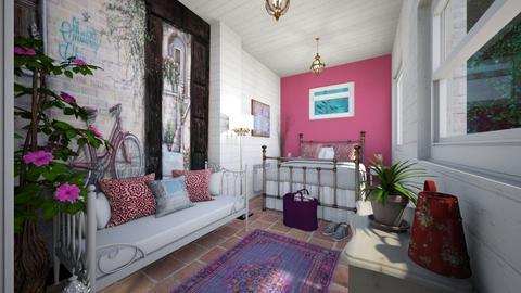 BOHEMIAN - Bedroom - by rasty