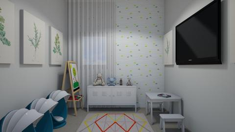 810 - Kids room - by Riki Bahar Elbaz
