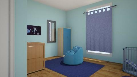 lkjhgfd - Classic - Kids room - by marvelentza
