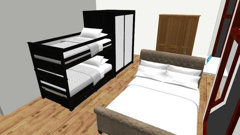 Master Room 1 - Bedroom - by muchachos02