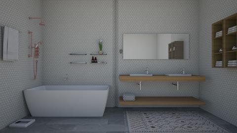 Bathroom - Bathroom - by cb1b3c6674c64fef843b0e5039190142