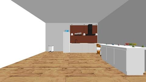 The SS squads kitchen - Kitchen - by EwanJM