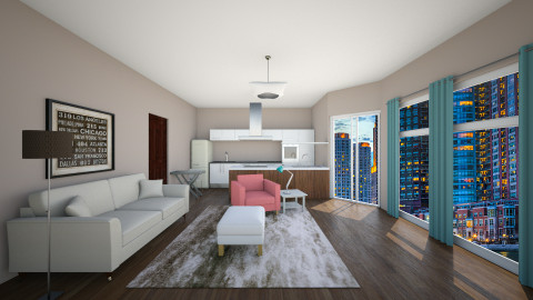My Secret Combination III - Modern - Living room - by can264