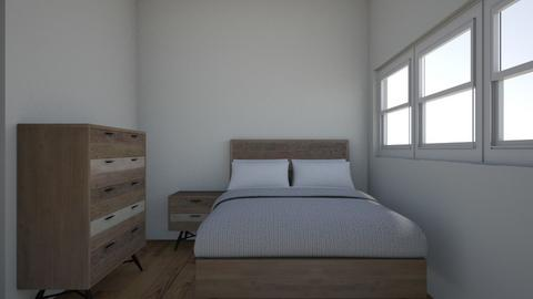 ls guest bedroom - Bedroom - by rickglassinteriors