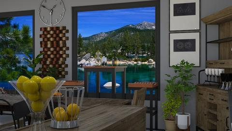 IP Artisan Kitchen Tahoe9 - by Teri Dawn