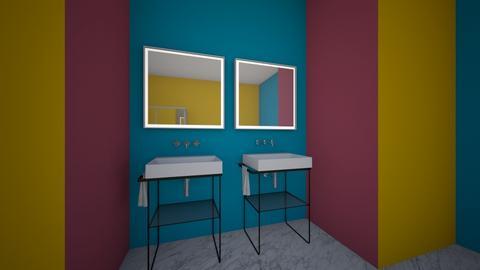 Bathroom - Bathroom - by KoleRoland1