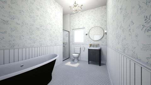 Bathroom 2 - Bathroom - by marielou7