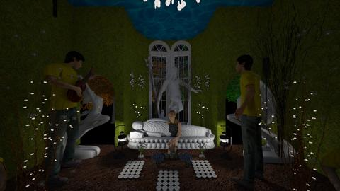 The Child of Gothen Down - Eclectic - Kids room - by Wayfarer of Rither Fall