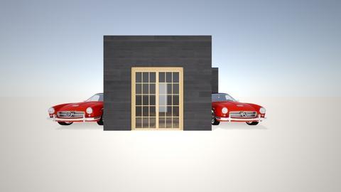 house - Modern - Office - by basj