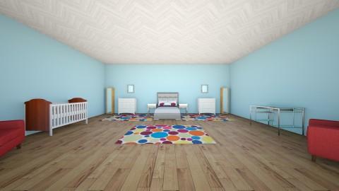 bedroom - by Crazybear