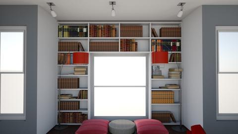 rojo live - Living room - by M155Vae