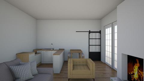 ontwerp hut 2 - Country - by sitavandijk