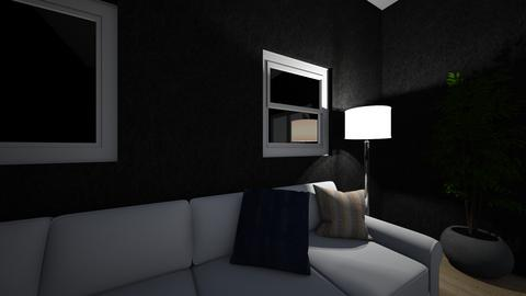 Grad Project 2 - Living room - by Jah3030
