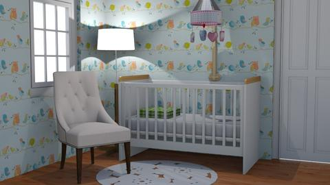 ghf - Kids room - by maryteuchler