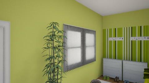 eloszoba - Living room - by Melcsi30