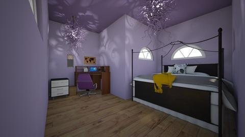bedroom office - Bedroom - by gbrown782