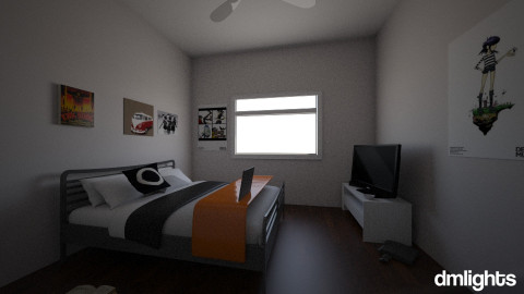 alex - Bedroom - by DMLights-user-1094229