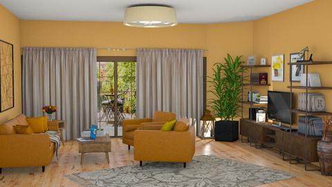 living room 2 - Living room - by maritaaslamazashvili