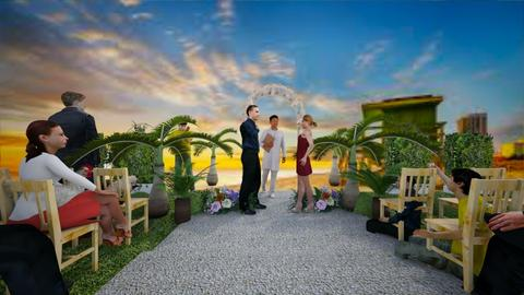 paytons wedding - by alparensie