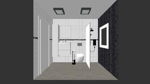 baie 2 olar - Bathroom - by Flori Santa