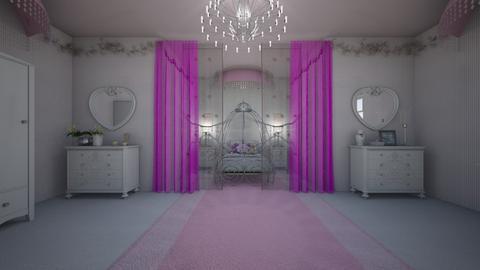 Fairy Tale - Bedroom - by flybird