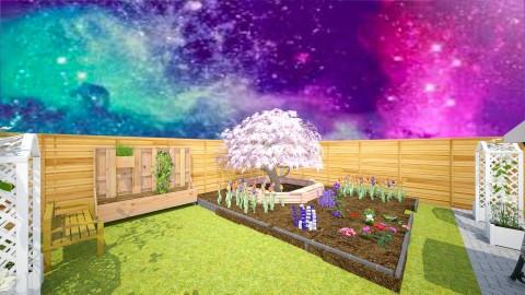Garden - Garden - by AquaCoconut